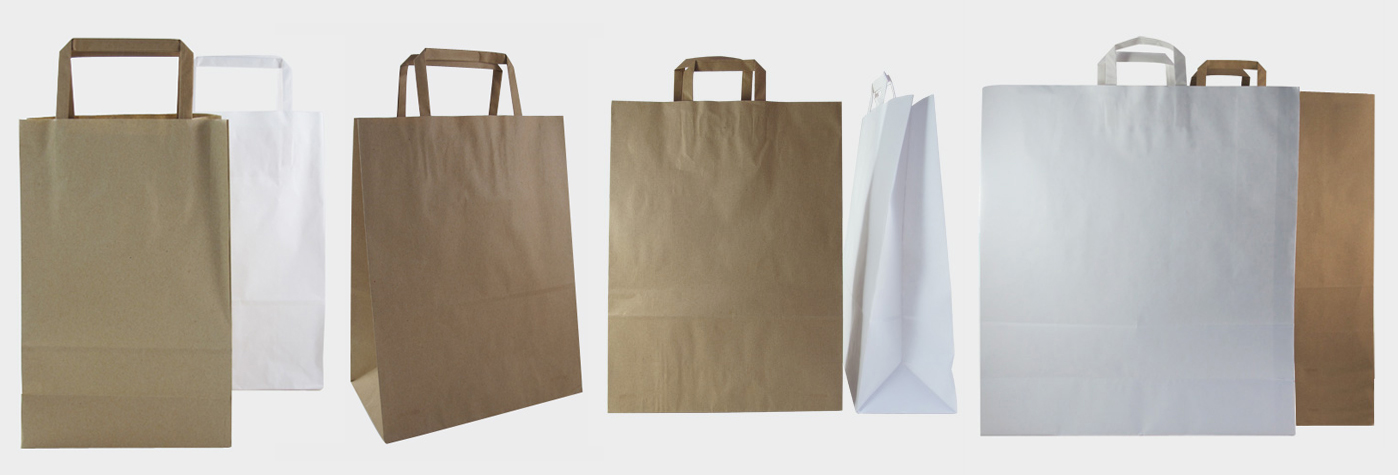 shopper in carta pronta consegna