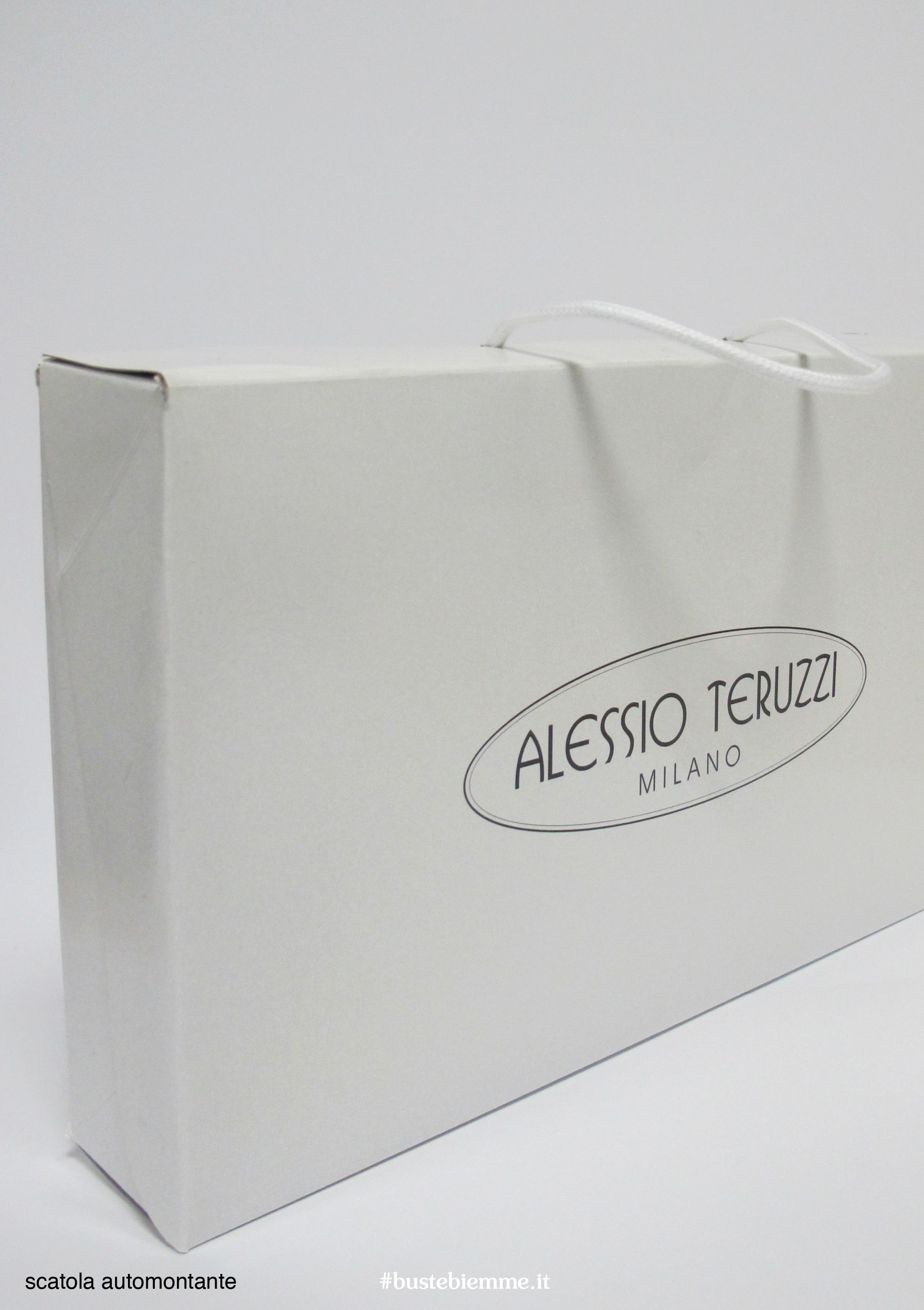 scatola automontante valigetta