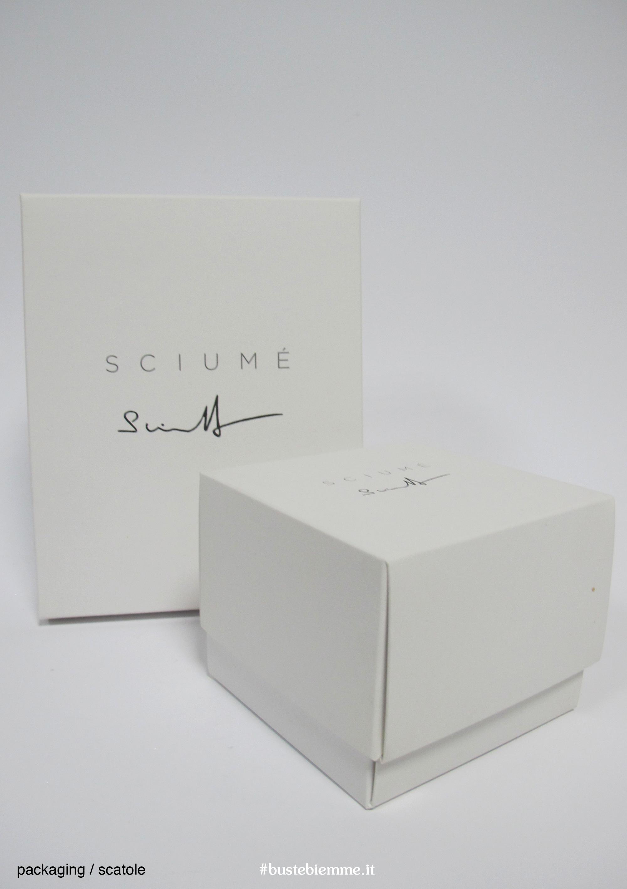 scatola automontante personalizzata con coperchio alto