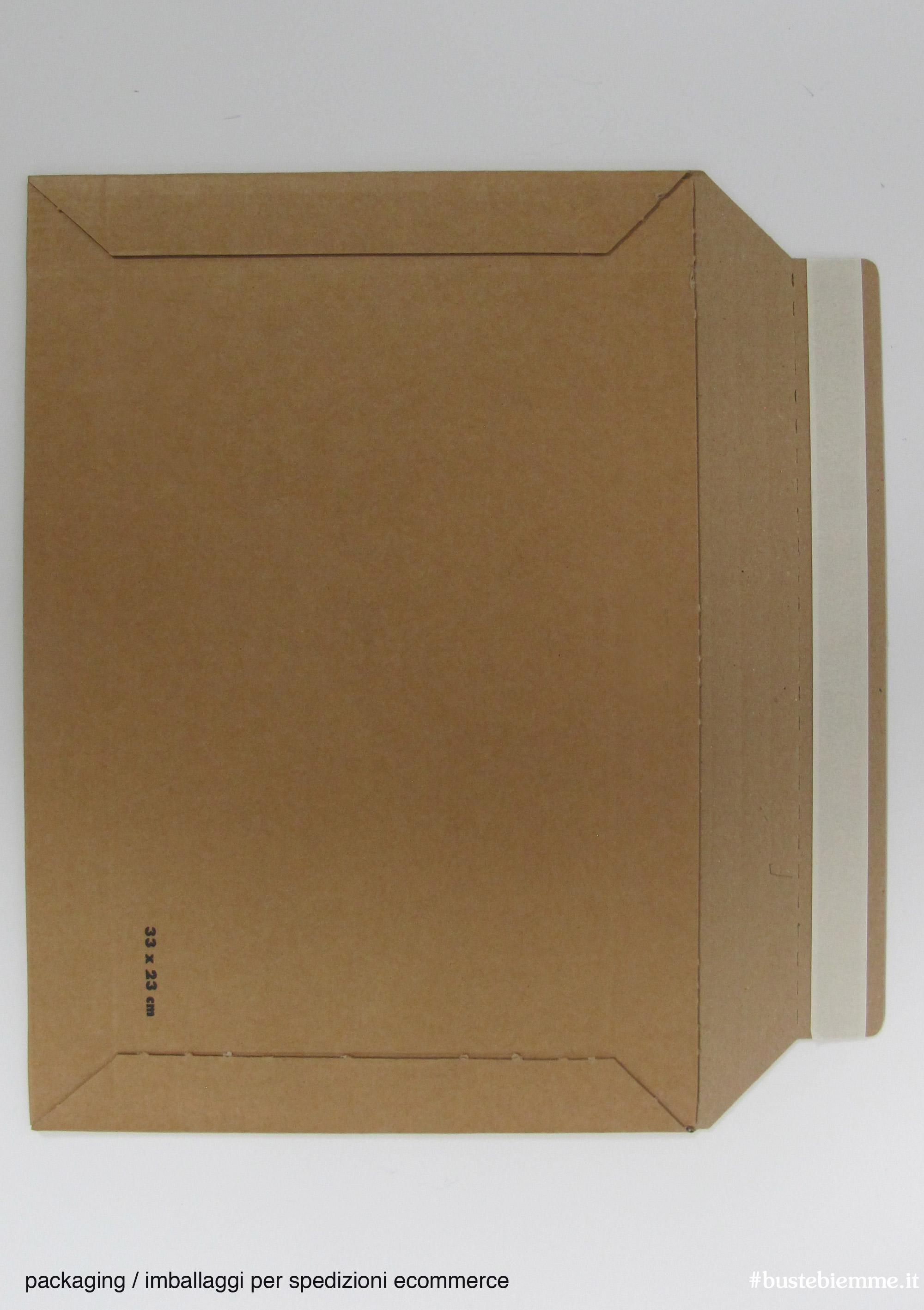 buste cartonate per spedizioni e-commerce