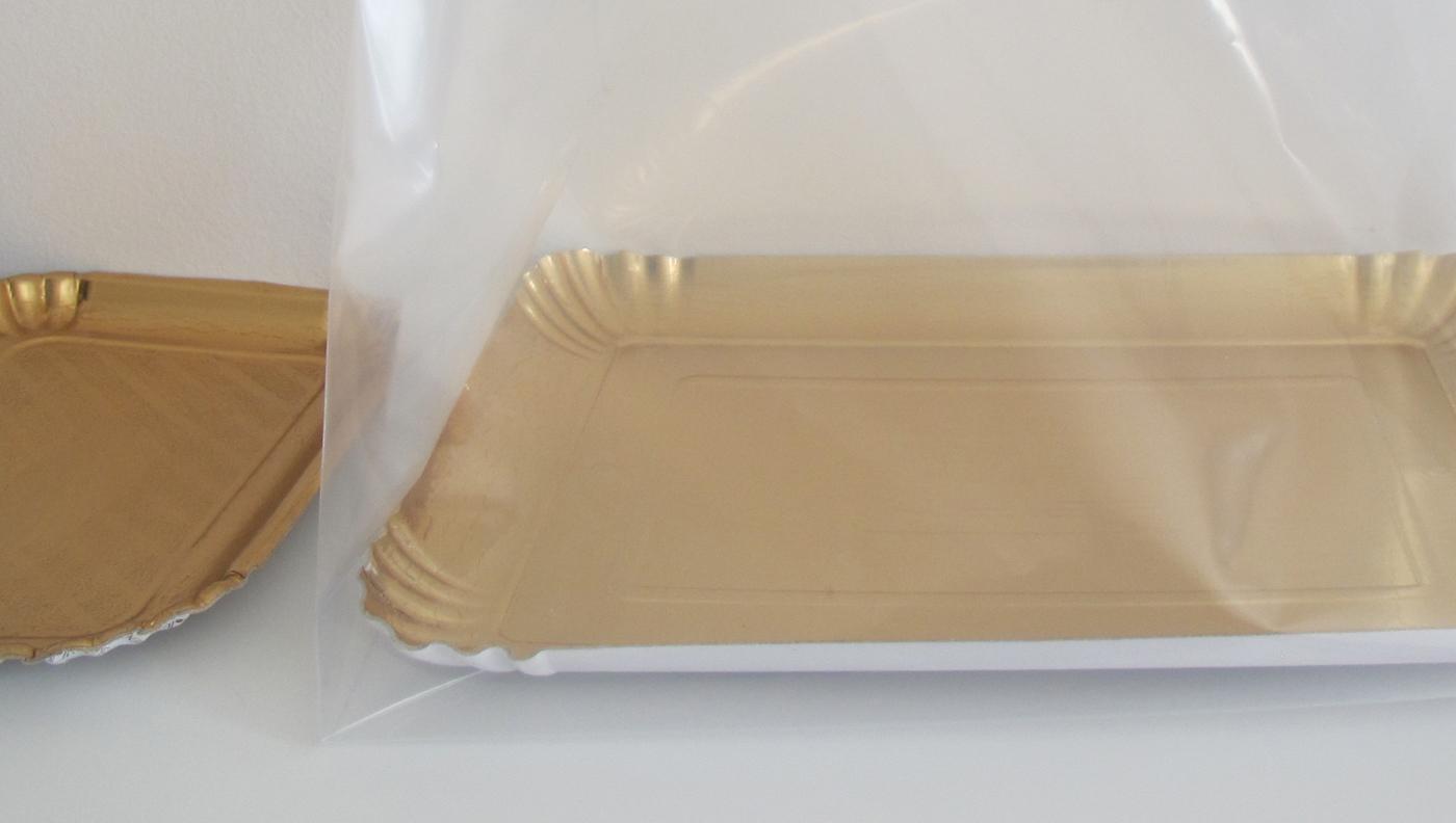 sacchetto in plastica per mistura vassoio 3-4-5-6-7-8