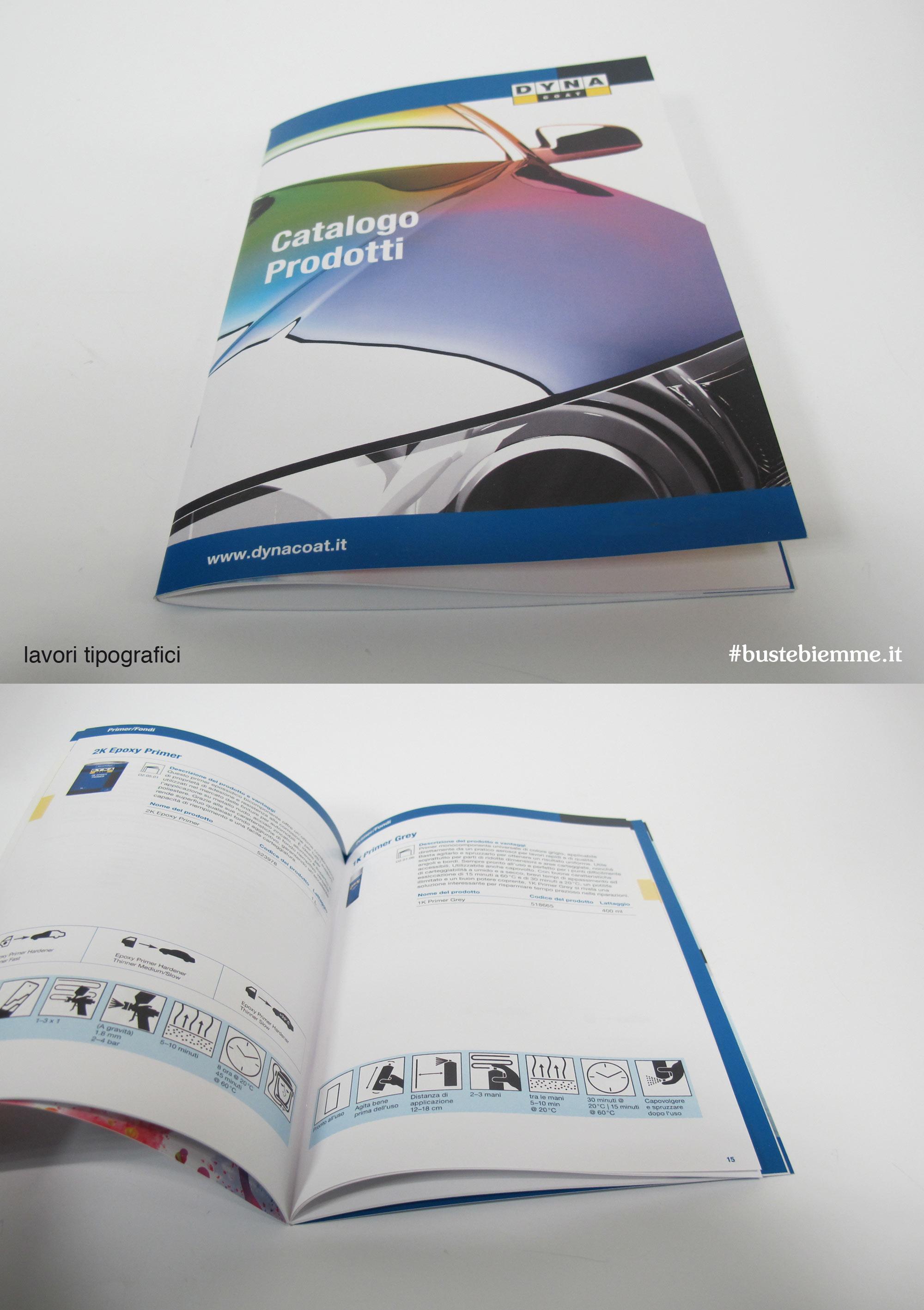 catalogo di prodotto